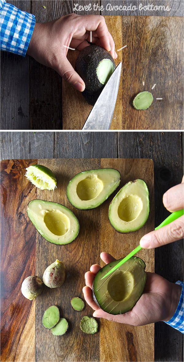 Peperoncini-Shrimp-Ceviche-Stuffed-Avocados_How-to-cut-an-Avocado