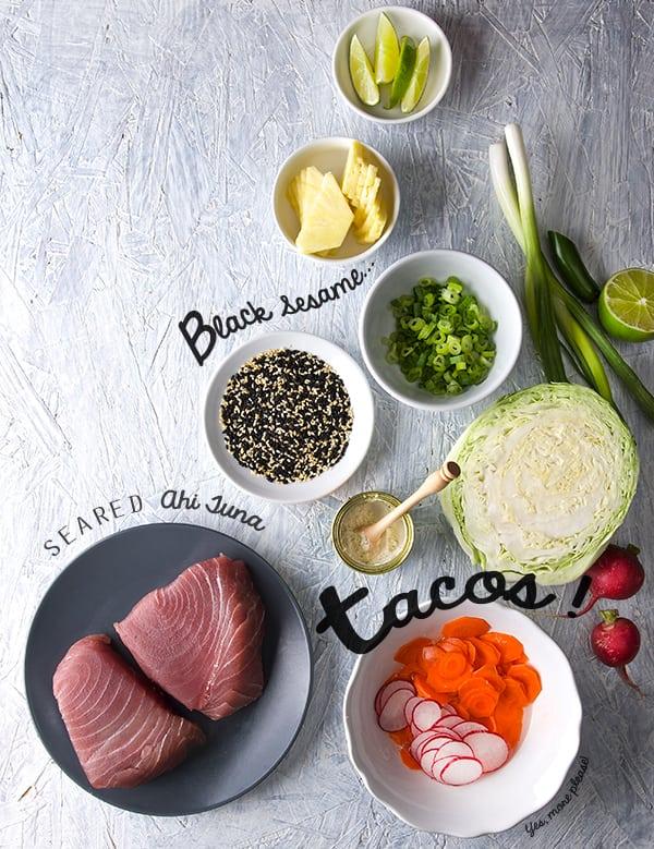 Black-Sesame-Seared-Ahi-Tuna-Tacos_ingredients