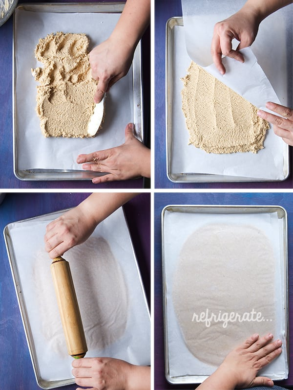 Day-of-the-Death_Amaranth-cookies-How-to-roll-cookie-dough
