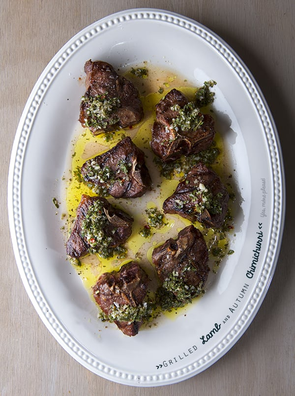 Grilled-Lamb-Chops-with-Fall-Herbs-Chimichuri_Yes,-more-please!