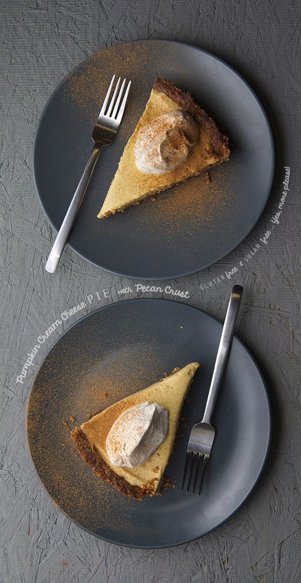 Pumpkin-Cream-Cheese-Pie-with-Pecan-Crust_Yes,-more-please!