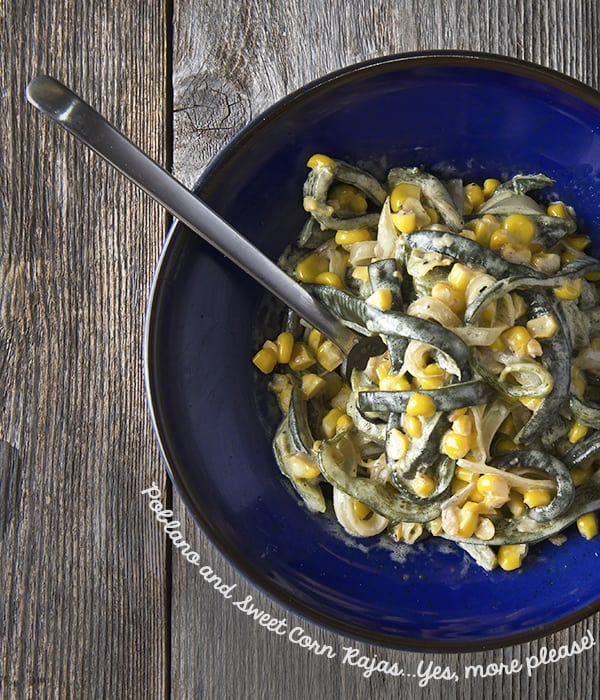 Poblano and Sweet Corn Rajas_Vegetable-Taco-Filling_Yes,-more-please!