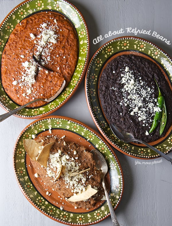 How-to-cook-Beans-All-about-Refried-Beans-Yes,-more-please!