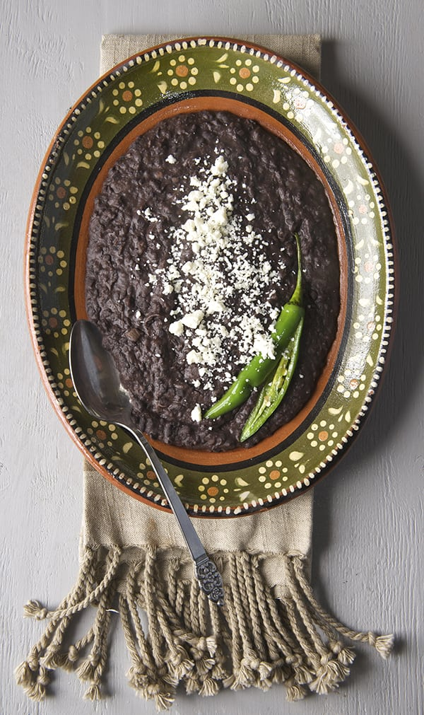 How to make refried Black beans_Yes, more please!